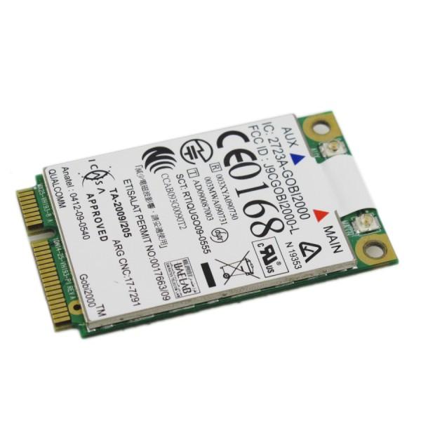 Lenovo Qualcomm Gobi 2000 3G WWAN/UMTS Karte FRU 60Y3263