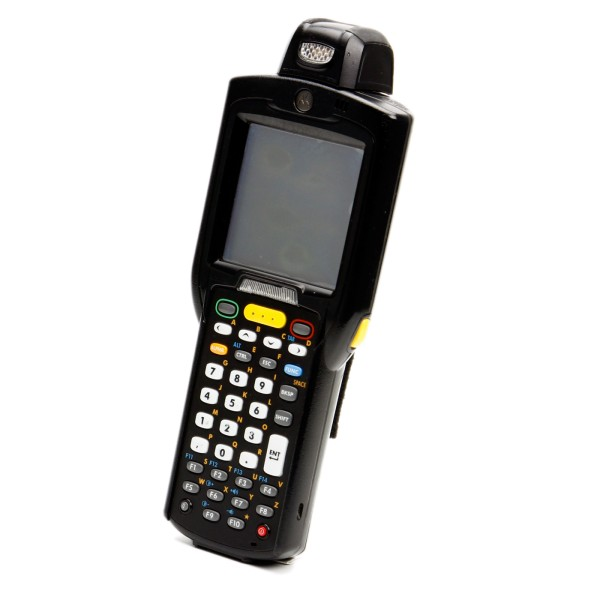 Motorola Symbol MC3190-R Mobile Computer, 1D Wireless Barcode Scanner