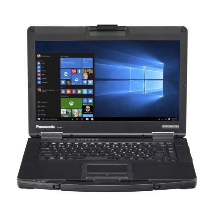 Panasonic Toughbook CF-54 MK2, i5 6300U 2,40 GHz, 8GB, 512GB SSD, LTE
