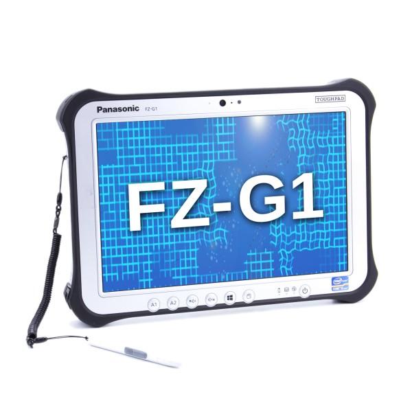 Panasonic Toughpad FZ-G1 MK1, Core i5-3437U, 1.9GHz, 8GB, 256GB SSD