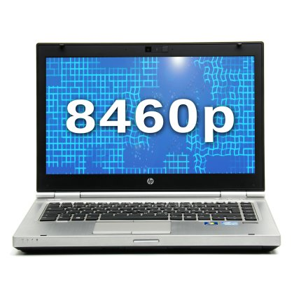 HP EliteBook 8460p, Intel Core i5-2520M 2,50GHz, 4GB, 320GB, DVD±RW DL