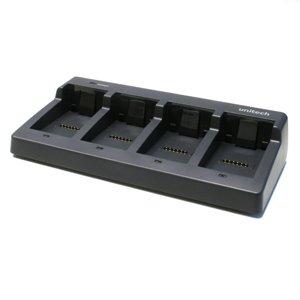 Unitech 4 Slot Batterieladestation 5100-603493G für PA690
