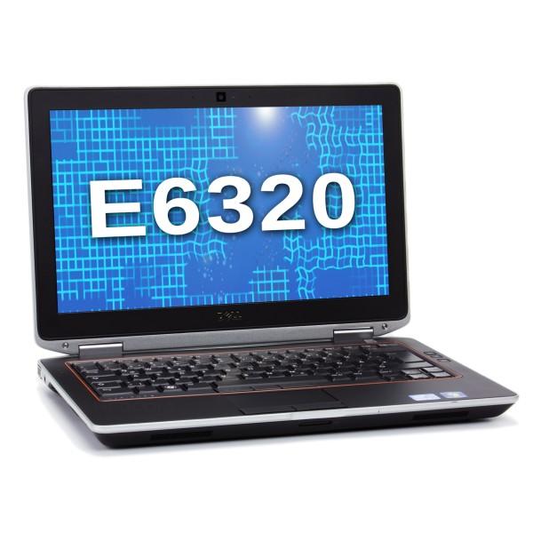 Dell Latitude E6320 Intel Core i5-2520M 2.50GHz, 4GB, 250GB, DVD+/-RW
