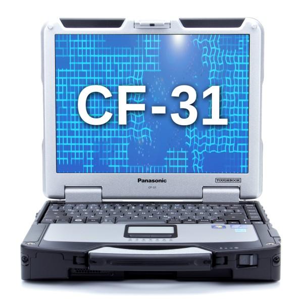 Panasonic Toughbook CF-31 MK3, Core i5 3320M 2.60GHz, 8GB, 500GB