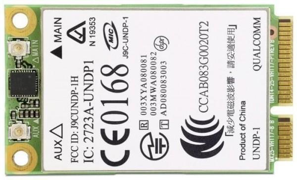 HP un2400 EV-DO / Gobi 1000 HSDPA UMTS Mobile Broadband Module - 7.2 Mbps