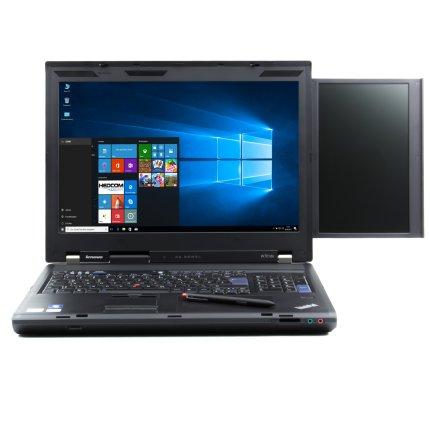 Lenovo ThinkPad W701ds, i7 720QM 1.60GHz, 8GB, 1TB, 17 Zoll
