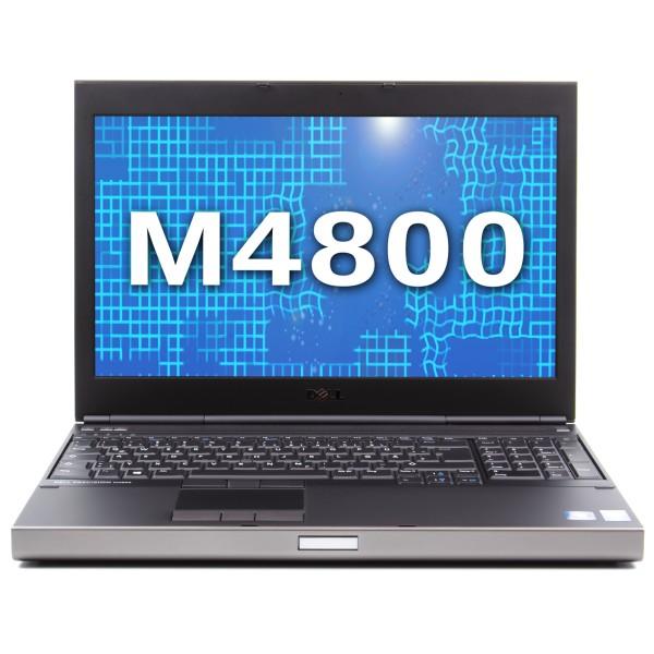 Dell Precision M4800, Core i7-4700MQ 2.40GHz, 16GB, 750GB, DVD±RW, 15.6 Zoll