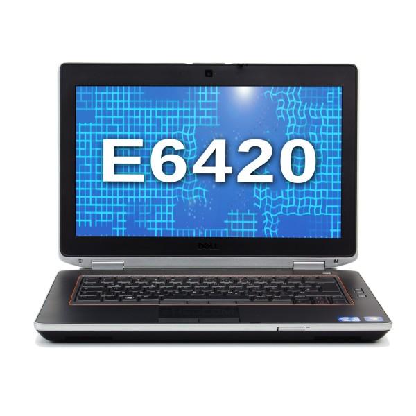 Dell Latitude E6420 Intel Core i7-2620M 2.70GHz, 4GB, 500GB, DVD+/-RW
