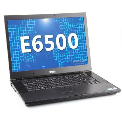 Dell Latitude E6500, Intel C2D T9550, 2,66GHz, 4GB, DVD±RW