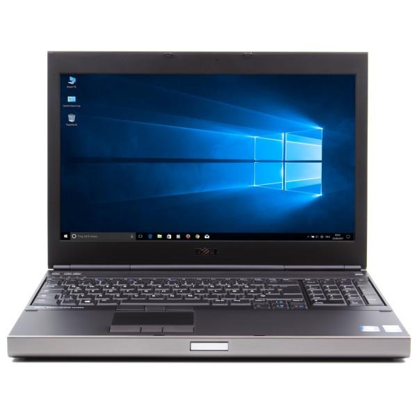 Dell Precision M4800, i7-4800QM 2.70GHz, 16GB, 512GB SSD, 15.6 Zoll
