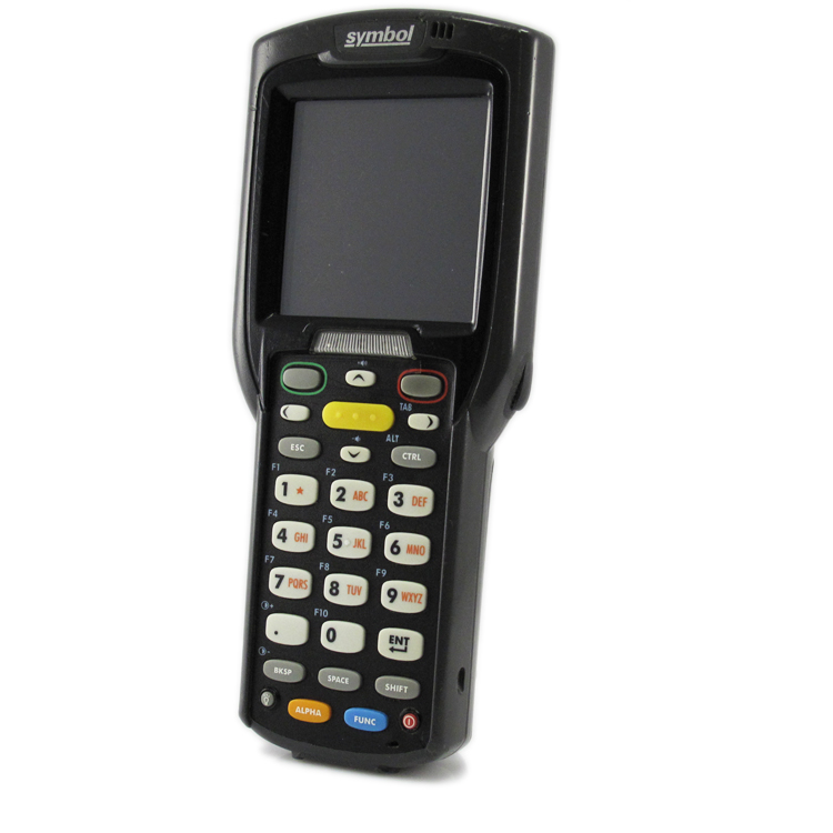 motorola symbol mc3090 s mobile computer 2d barcode scanner ebay. Black Bedroom Furniture Sets. Home Design Ideas