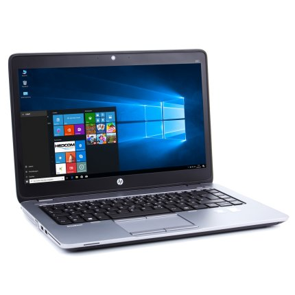 HP EliteBook 840 G1, i5-4300U 1,9GHz, 8GB, 256GB SSD, 14,1 Zoll HD+, Webcam