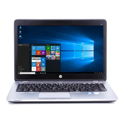 HP EliteBook 840 G2, i5-5300U 2,3GHz, 8GB, 256GB SSD, 14,1 Zoll HD+, Webcam