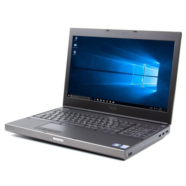 Dell Precision M4800, i7-4800QM 2.70GHz, 32GB, 512GB SSD, 15.6 Zoll