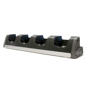Unitech 4-Slot Ethernet Cradle, 5000-900006G, Ladestation für PA690