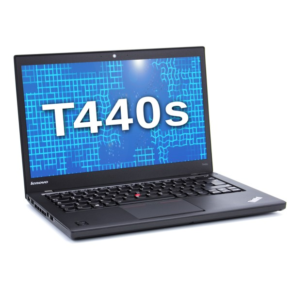 Lenovo ThinkPad T440s, i5 4300U 1.9GHz, 8GB, 128GB, Webcam