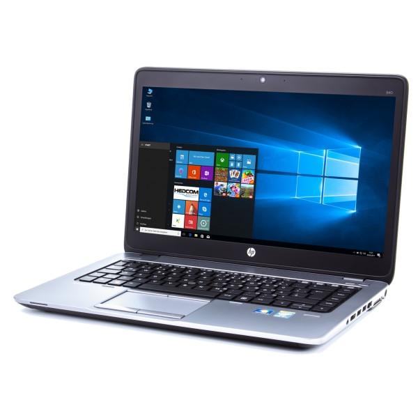 HP EliteBook 840 G1, i7-4600U 2,1GHz, 8GB, 256GB SSD, 14,1 Zoll HD+, Webcam