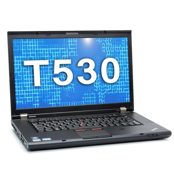 Lenovo ThinkPad T530 Core i5-3320M 2.60GHz, 8GB, 500GB, 15.6 Zoll HD+