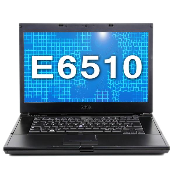 Dell Latitude E6510, Core i5 560M 2.66GHz, 4GB, 250GB, DVD±RW, 15.6 Zoll