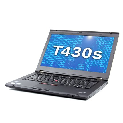 Lenovo ThinkPad T430s, i5 3320M 2.6GHz, 8GB, 256GB SSD, HD+ 14 Zoll